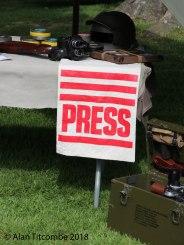 WW2 - American Press Corps