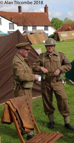 WW2 - 1940s British 'Tommies'