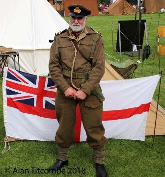 WW2 - Royal Navy COBU Ranging & Survey Section