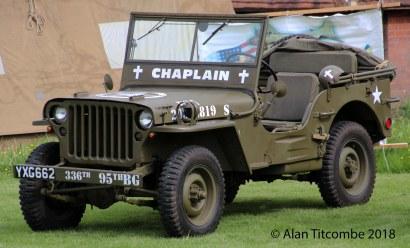 WW2 - the Ubiquitous Jeep