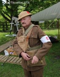 WW1 - British Army Medic