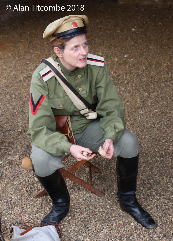 1917-21 - Russian Civil War Soldier