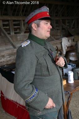 WW1 - German Hanoverian Infantry