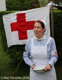 WW2 - German Army Nurse