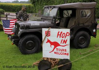 Vietnam - Australian Jeep