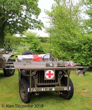 WW2 - Medical Jeep