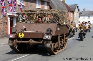 Loyd Tracked Carrier