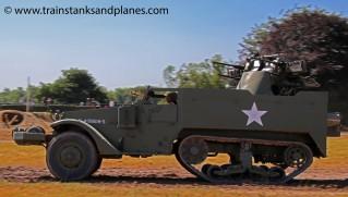 M16 anti-aircraft half-track