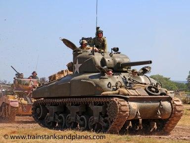 M4A1 Sherman (cast hull)