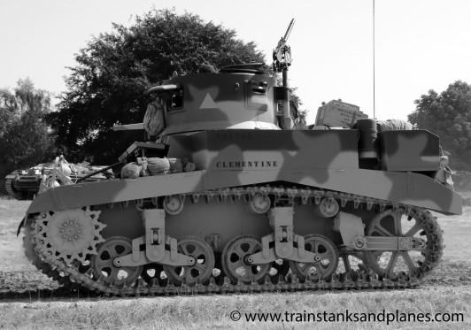 M3 Stuart 7 Stug III
