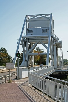 The new Pegasus bridge