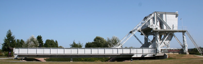 The original Pegasus bridge
