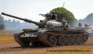 Type 59 (Chinese copy of T-54)