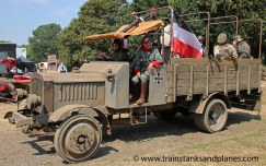 Imperial Germany - WWI lorry