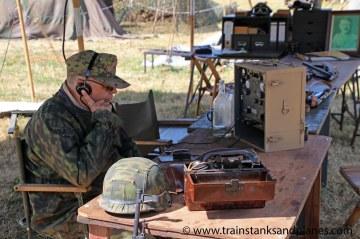 Wehrmact radio operator 1940-45