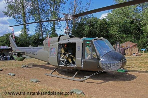 "Bell UH-1 Iroquois 2Huey"""