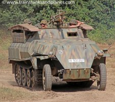 SdKfz 251 engineers vehicle