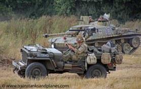StuG III & Jeep