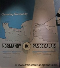 """Where will the invasion fall? Pas De Calais or Normandy"""