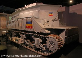 Beach Armoured recovery Vehicle (BARV)