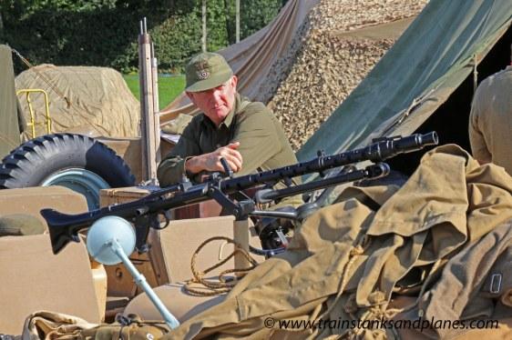 LRDG - Western Desert British WW2