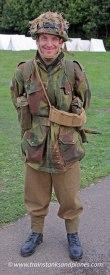 British Paratrooper - WW2