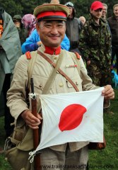 Imperial Japanese infantry man - WW2