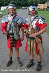 Roman Centurion & Optio