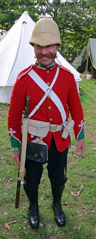 Die Hard - Victorian Soldiers