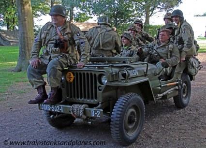 Jeep - American WW2