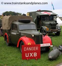 Austin 10 & Austin K2 Ambulance