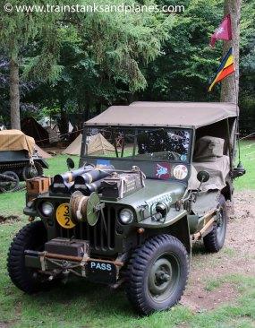 Jeep - WW2