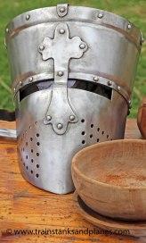 Knight's helmet - Medieval