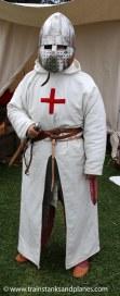 Crusader Knight - Medieval Period