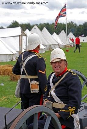 Die Hards - Victorian Soldiers