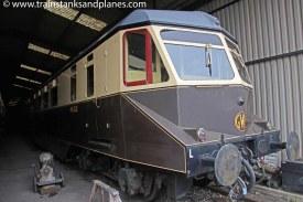 GWR Diesel Rail car