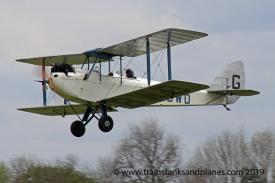 De Havilland DH60X Moth - Shuttleworth Collection