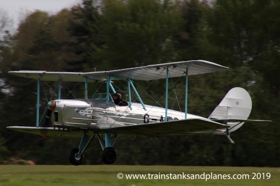 Blackburn B2 - Shuttleworth Collection