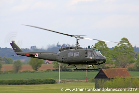 "Bell UH-1 Iroquois ""Huey"" - www.huey.co.uk"