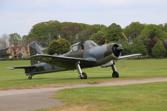 Percival Provost - Shuttleworth Collection