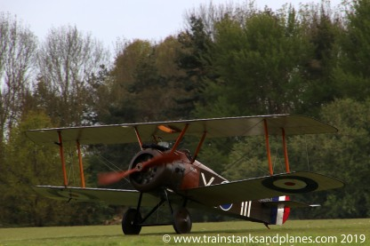Sopwith Camel - Shuttleworth Collection