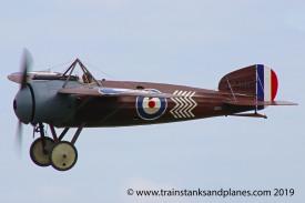 Bristol M1C - Shuttleworth Collection