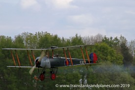 Avro 504K - Shuttleworth Collection