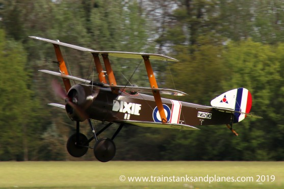 Sopwith Triplane - Shuttleworth Collection