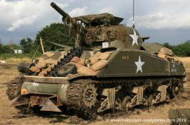 2012 Show - US M4 Sherman