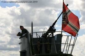 2012 Show - German U-Boat