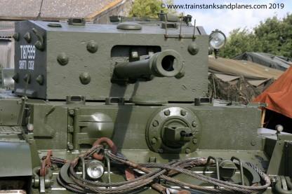 2013 Show - British Cromwell tank