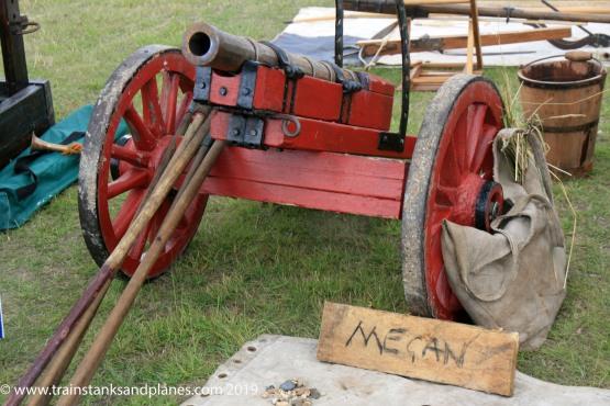 2013 Show - Medieval artillery