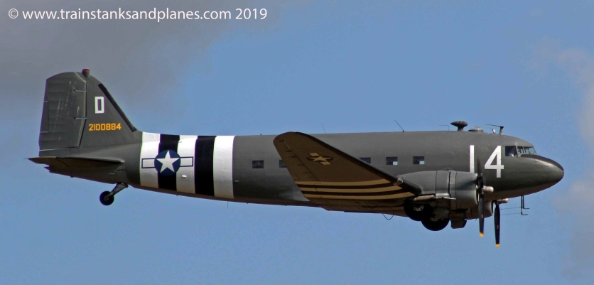 2014 Show - Douglas C-47 Skytrain