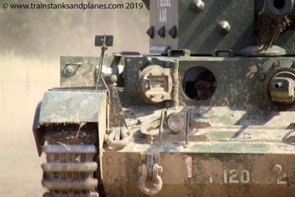 2015 Show - British Cromwell tank